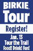 Birkie Tour - bring your friends, ski your own pace