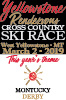 Yellowstone's Rendezvous Ski Race, March 2, 2019