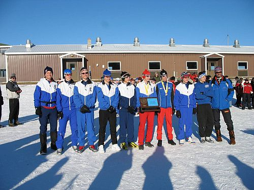 Adelsmans Cross Country Ski Page Racing