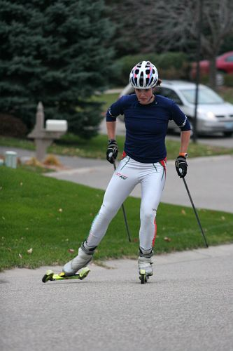 Roller Skier